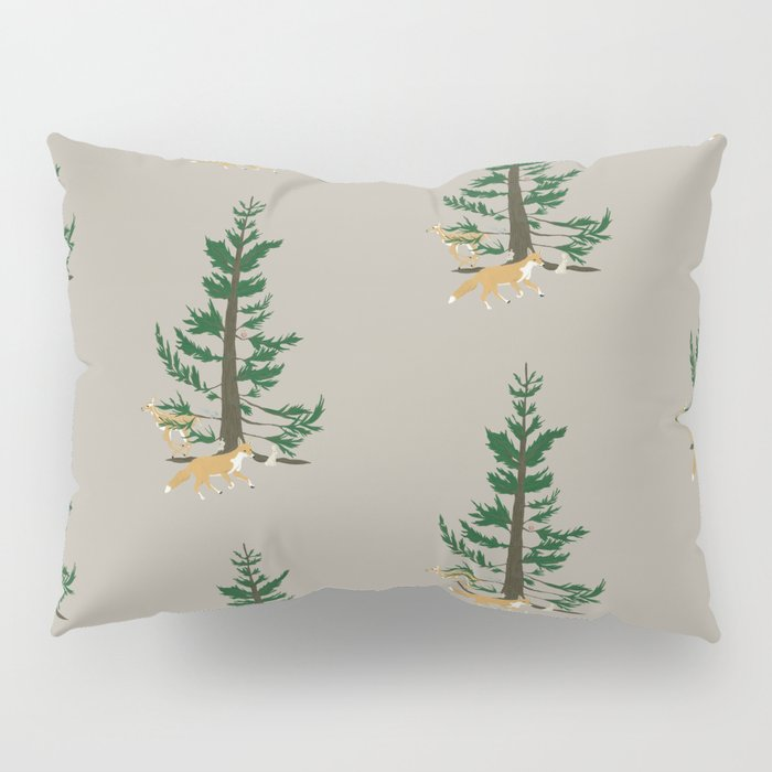 Forest Whimsy Pillow Sham