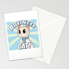 Business Cat! Stationery Cards