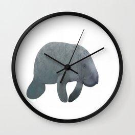la sirène Wall Clock