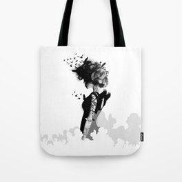 LADY BIRD Tote Bag