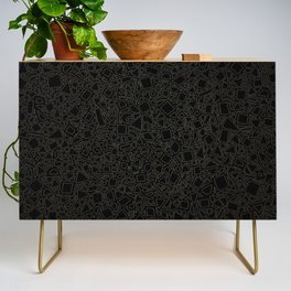 My Cubes Feel Funny Credenza