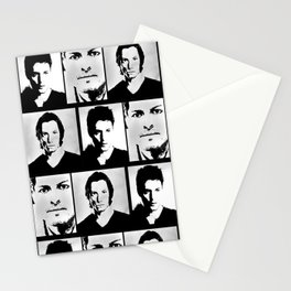 Team Free Will Stationery Cards