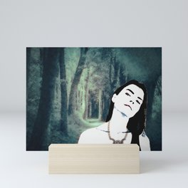 Witch In the Woods Mini Art Print