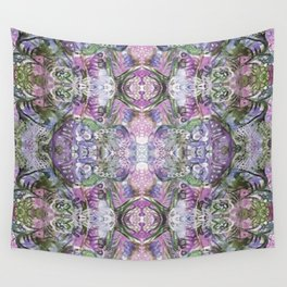 Lavender Melodies Wall Tapestry