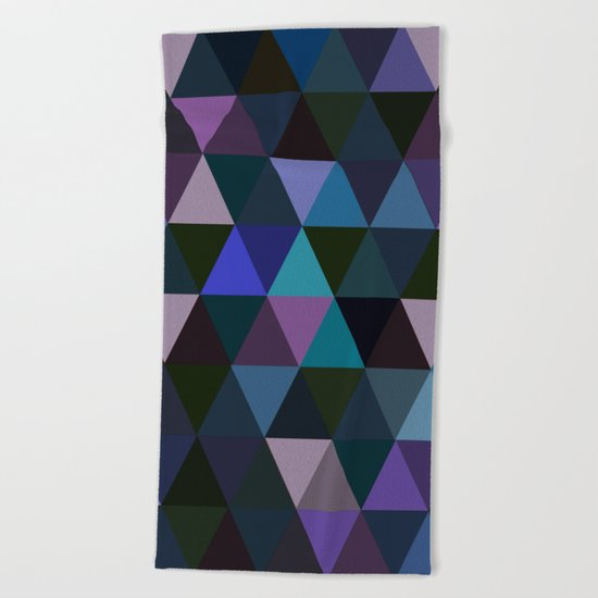 Abstract #293 Beach Towel