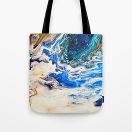 Dreamy Sea Tote Bag