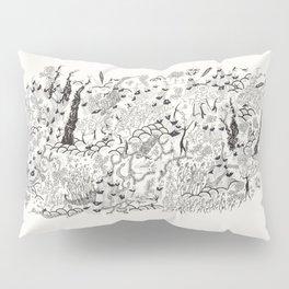dummly island #1 Pillow Sham