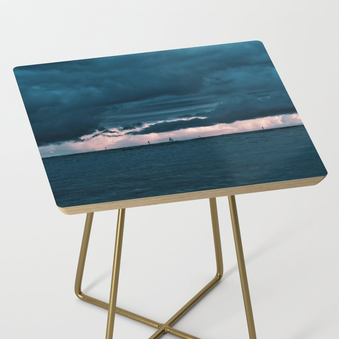 Haunting Sail Side Table