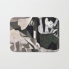 GUERNICA #2 - PABLO PICASSO Bath Mat