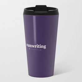 #amwriting Travel Mug