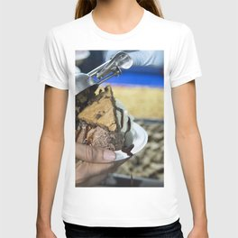 Chocolate Chip Cookie and Brownie Sundae T-shirt