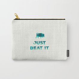 Just Beat It – Wild boar Carry-All Pouch
