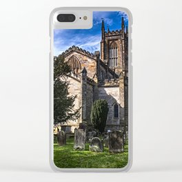 St Swithun East Grinstead Clear iPhone Case