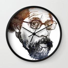 Dr. Cornel Ronald West (born June 2, 1953) Wall Clock