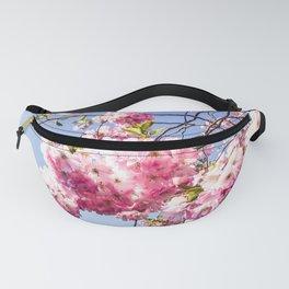 A Warm and Sunny Spring in Copenhagen Fanny Pack