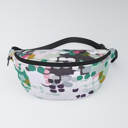 Brush points Fanny Pack