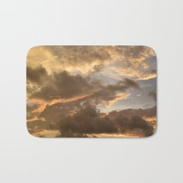 Photo 38 sky sunset Bath Mat