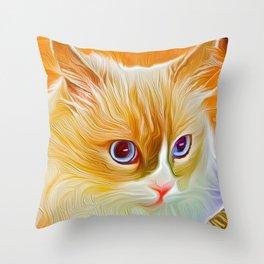 Such a Beauty Throw Pillow