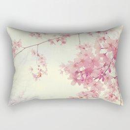 Dreams In Pink Rectangular Pillow