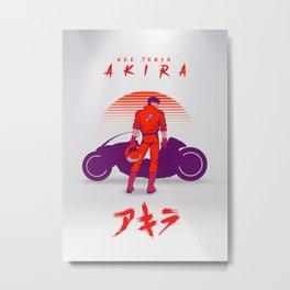 119 Kaneda Metal Print