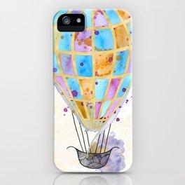 Adventure Awaits... iPhone Case