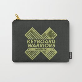 Keyboard Warriors Carry-All Pouch