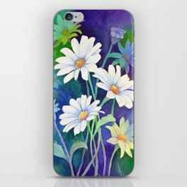 Daisy Patch iPhone Skin