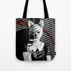 Fox Blood Tote Bag