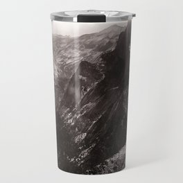 Half Dome, Yosemite Valley, California Travel Mug