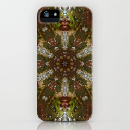 Uni Kaya iPhone Case