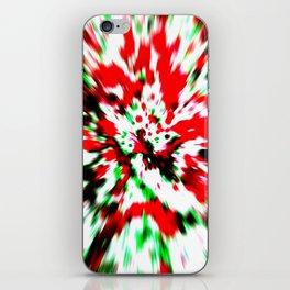 Splash 030 iPhone Skin