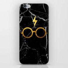 Harry P Stone iPhone Skin