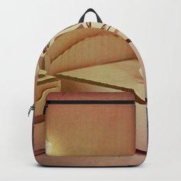 Girl & Light & Shadow & Bird Backpack
