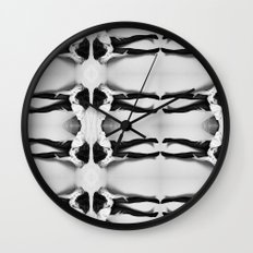 we are many Wall Clock