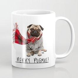 Merry Pugmas 4 Coffee Mug