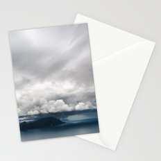 Incoming Storm Stationery Cards