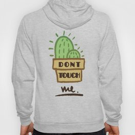 Prickly Personality Hoody