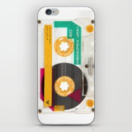 Memorex Tape iPhone Skin