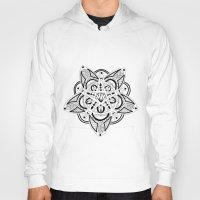 pentagram Hoodies featuring Pentagram by Captain Dibbzy