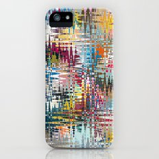 Parade Chaos iPhone (5, 5s) Slim Case