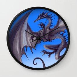 Air Dragon Wall Clock