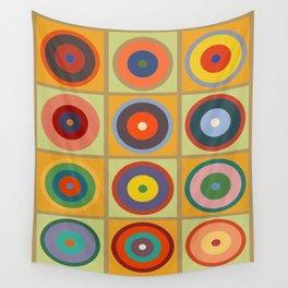 Kandinsky #26 Wall Tapestry