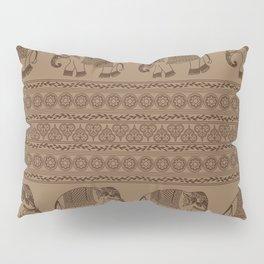 The Procession Pillow Sham