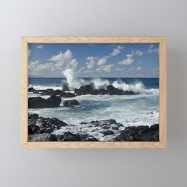 Hookipa Framed Mini Art Print