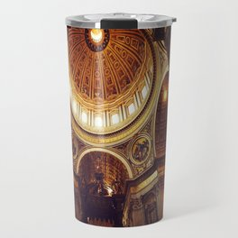 Saint Peter's Basilica  Travel Mug