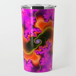 Big Bang Psychedelic Travel Mug
