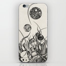 Bothria iPhone Skin