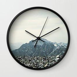 Arabian Summit Wall Clock