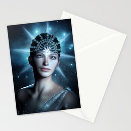 Starlight Beauty Stationery Cards