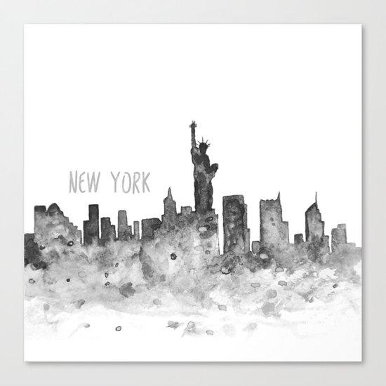 New York art Canvas Print